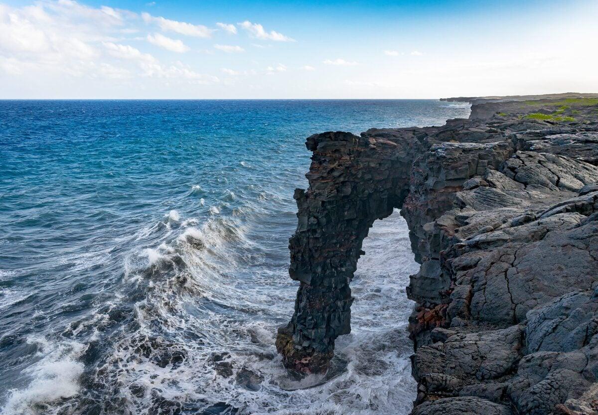 Hawaii Volcanoes National Park weddings