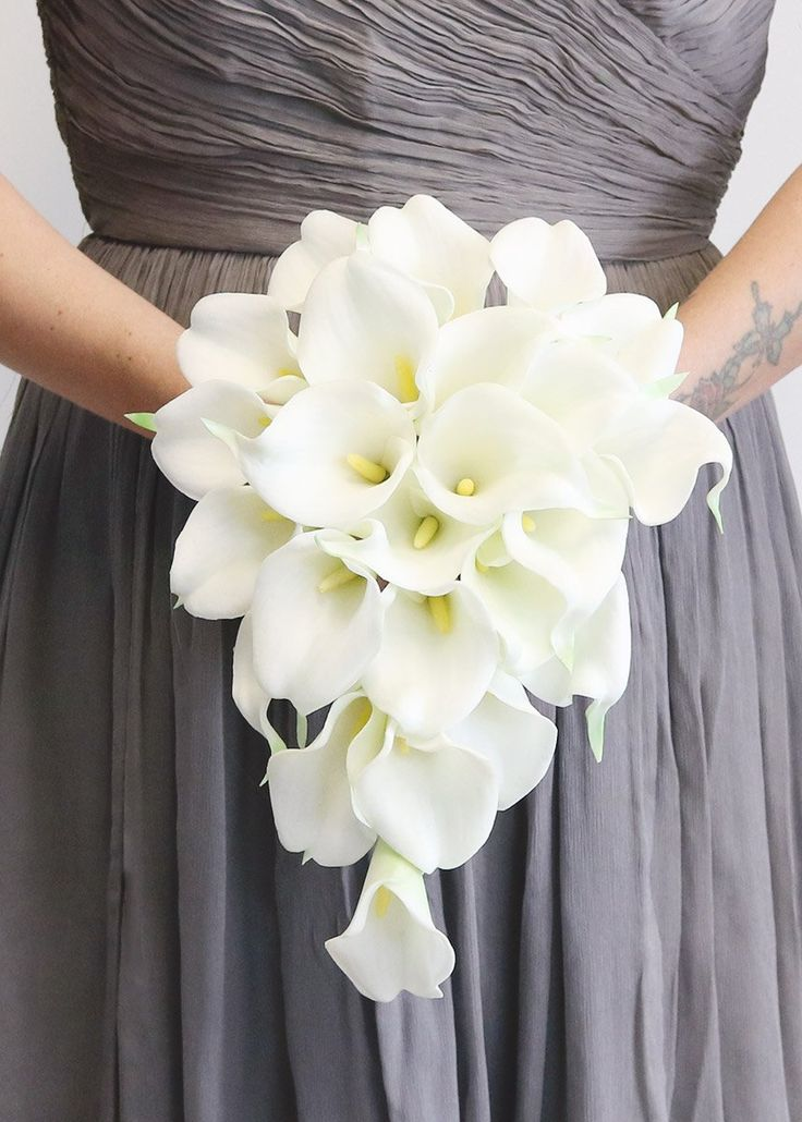 18 Of The Most Beautiful Calla Lily Bouquets Ever Woman Getting