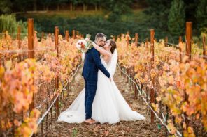 A Fall Winery Wedding in California