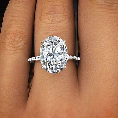 12 of the Prettiest Solitaire Engagement Rings on Pinterest