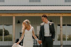 Wedspiration: A Twist on the Classic Barn Wedding