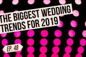 best wedding trends