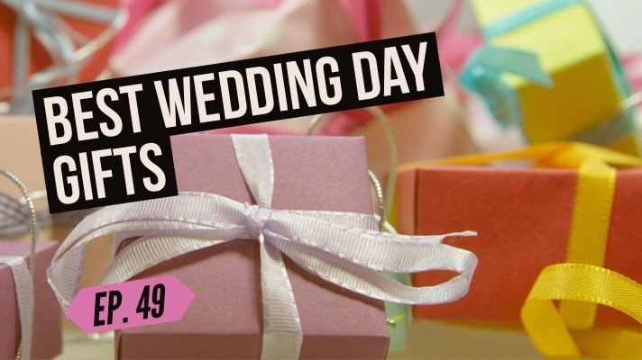 best wedding day gifts
