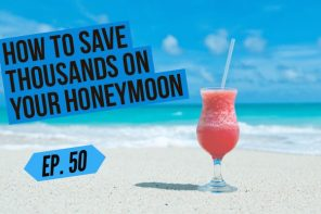 how to save on your honeymoon