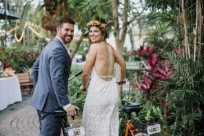 Mandy & Kian's Florida Keys Wedding