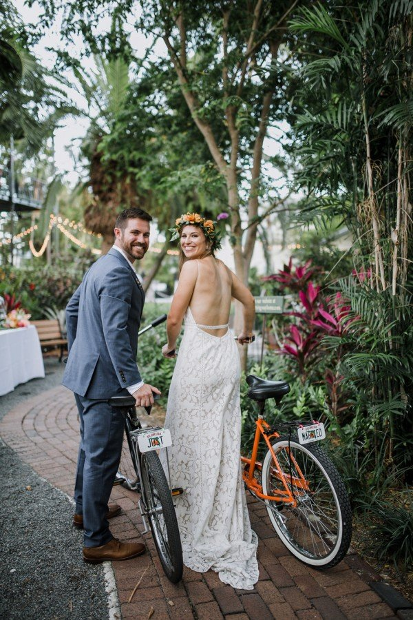 Mandy & Kian's Florida Keys Wedding