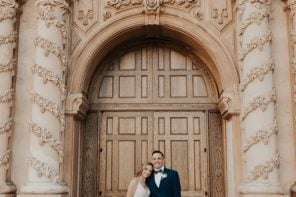 Kirsten & Bobby's Natural History Museum Wedding