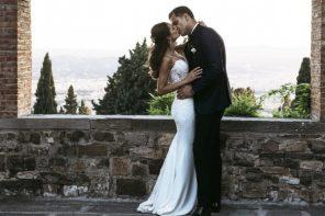 Dan & Danielle's Tuscan Getaway