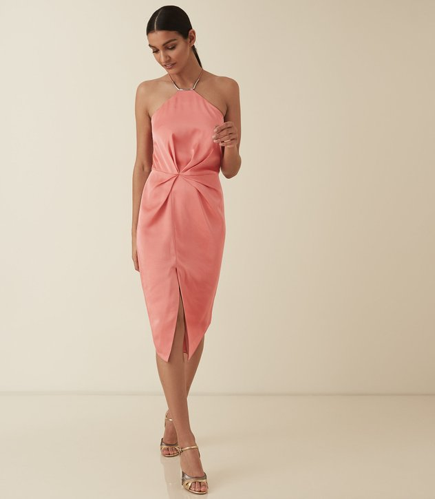 b2378428802 21 Pretty Pink Bridesmaid Dresses We Love for Spring Summer