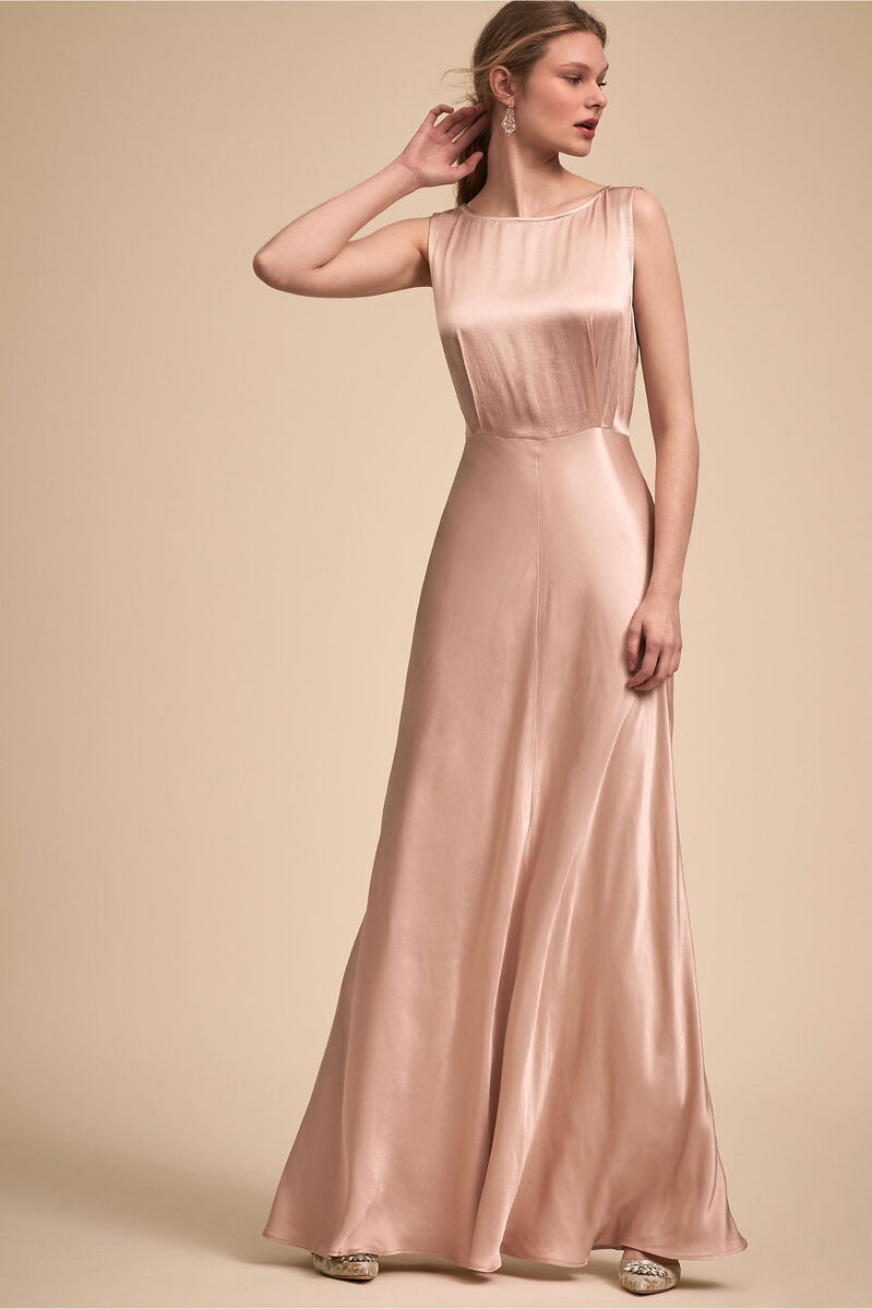 6098bf4663d 21 Pretty Pink Bridesmaid Dresses We Love for Spring Summer