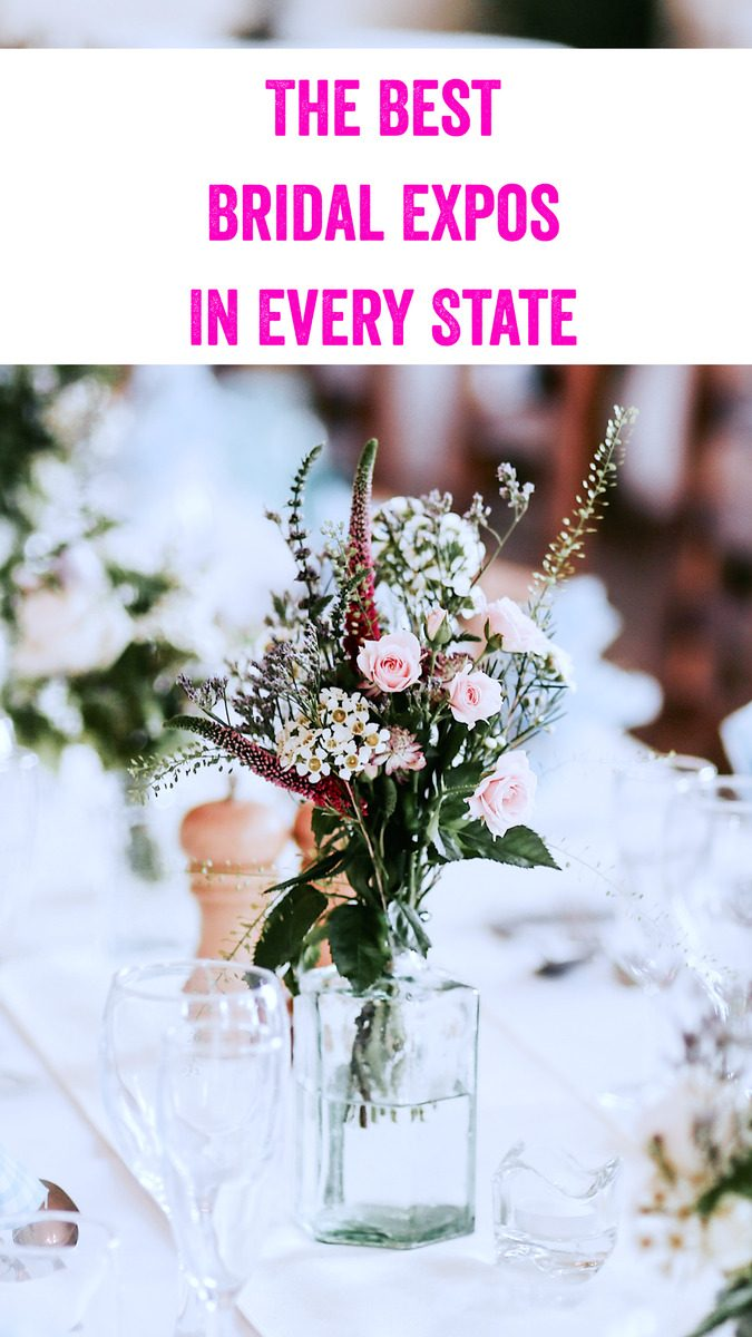 The Best Bridal Expos in Every State
