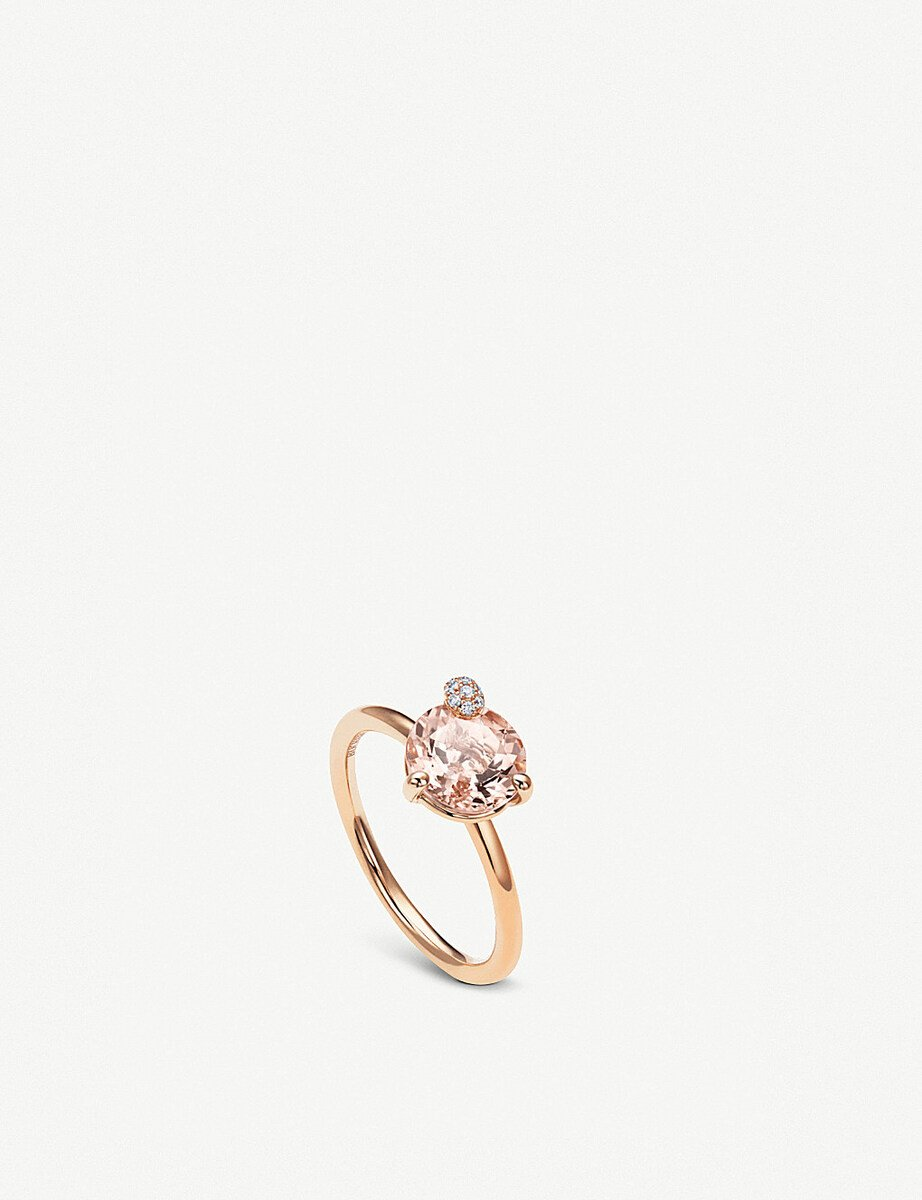 15 Gorgeously Unique Morganite Engagement Rings Crazyforus
