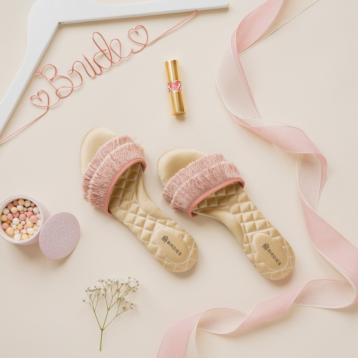 Birdies wedding shoes