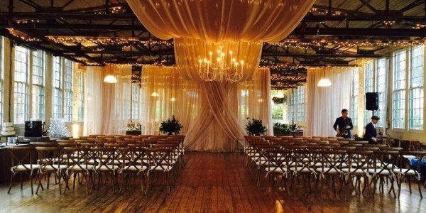 Wedding Venue Review The Lace Factory In Connecticut