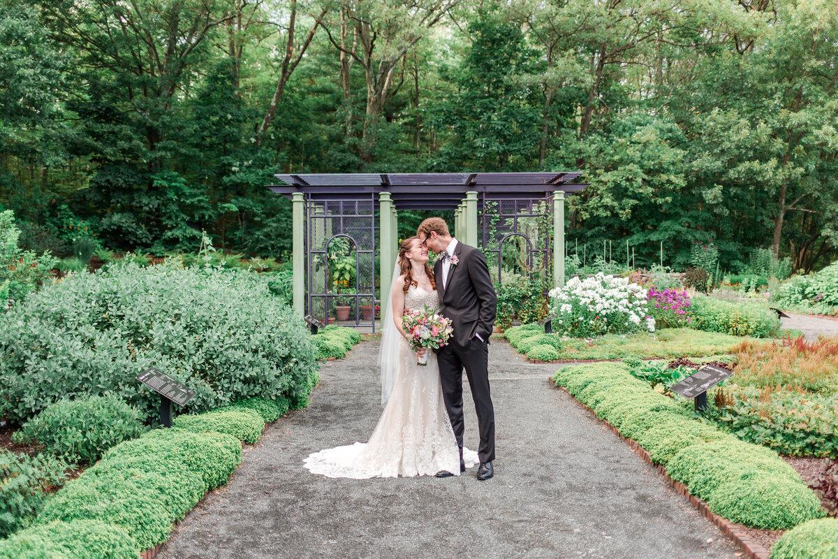 Wedding Venue Review Tower Hill Botanic Garden