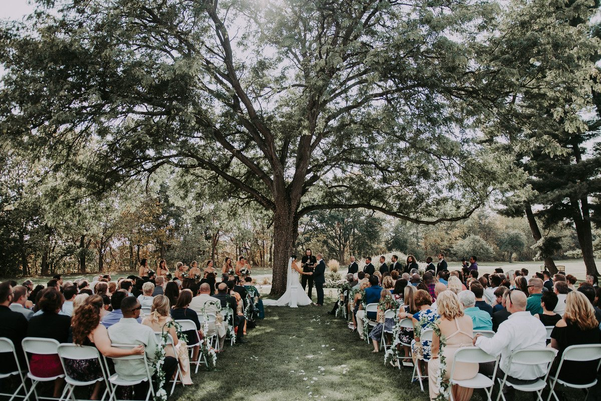 Wedding Venue Review The Blythefield Country Club