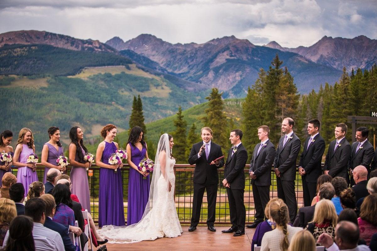 Wedding Venue Review The 10th In Vail Colorado