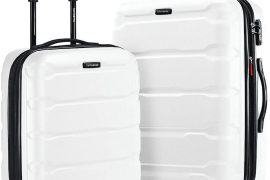 amazon prime deal samsonite luggage