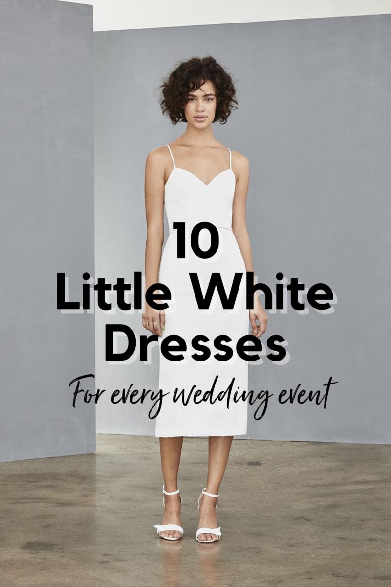 best little white dress