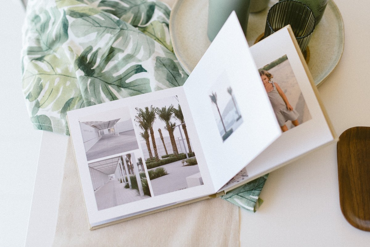 This is the Easiest Way to Make a Professional Wedding Photo Album