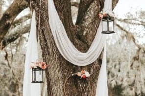 How to Throw a Backyard Wedding