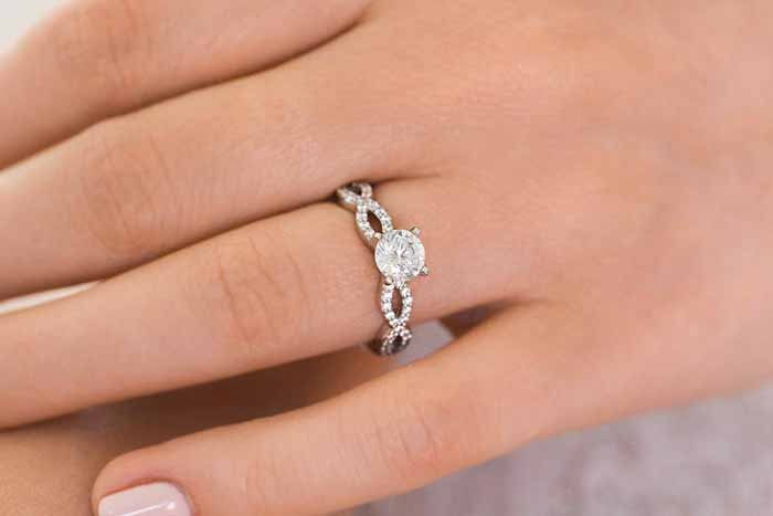 miadonna engagement ring