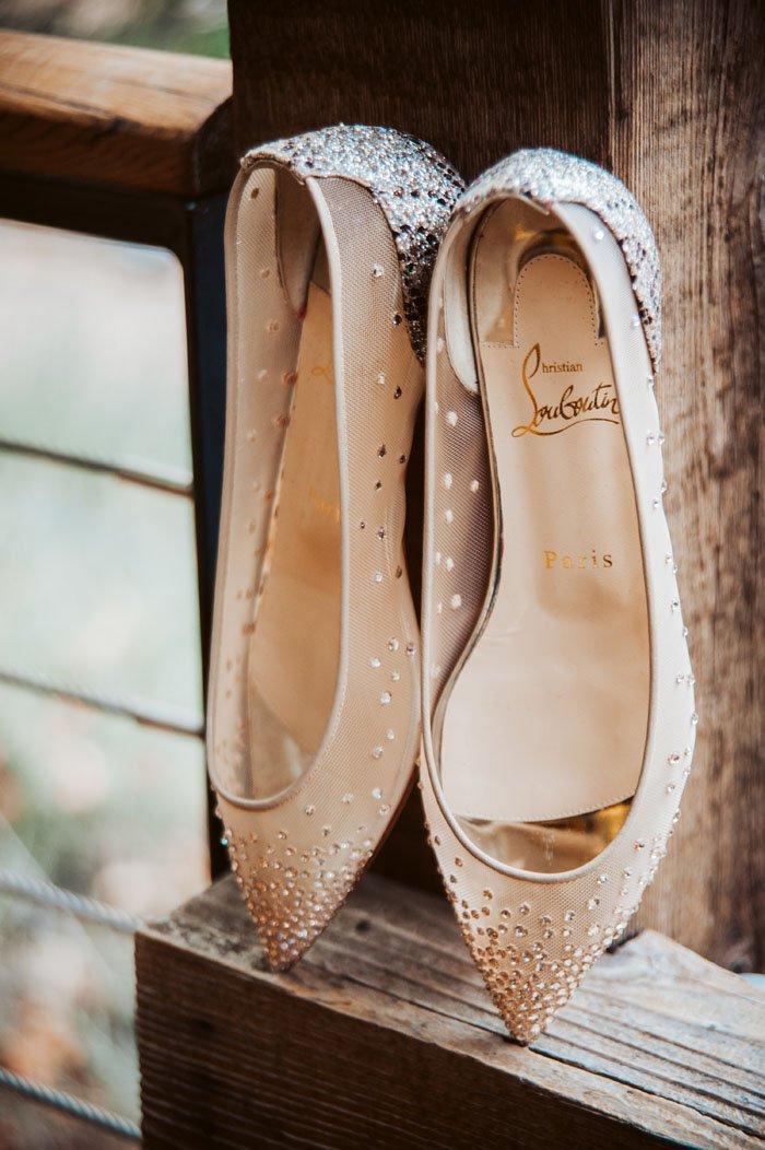 calistoga ranch real wedding