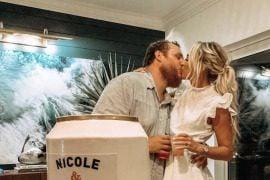 Luke Combs Wedding Cake