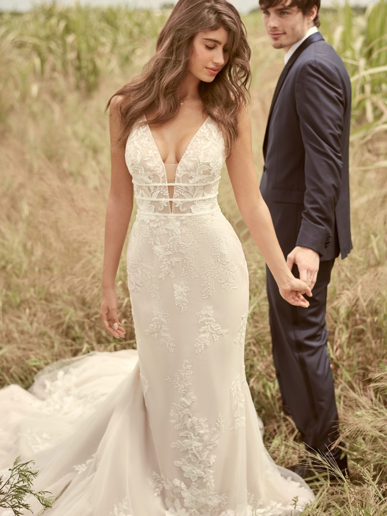 Angie by Rebecca Ingram wedding dress