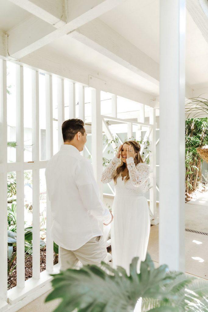Catalina Island wedding pictures