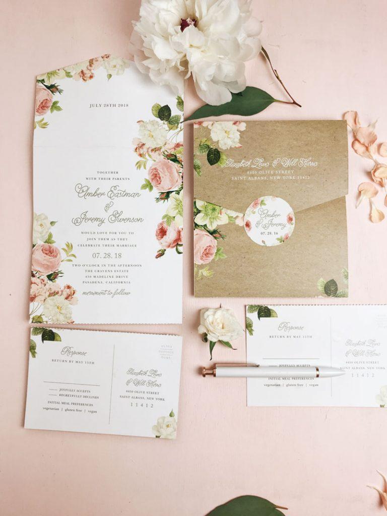Basic Invite Send & Seal Collection