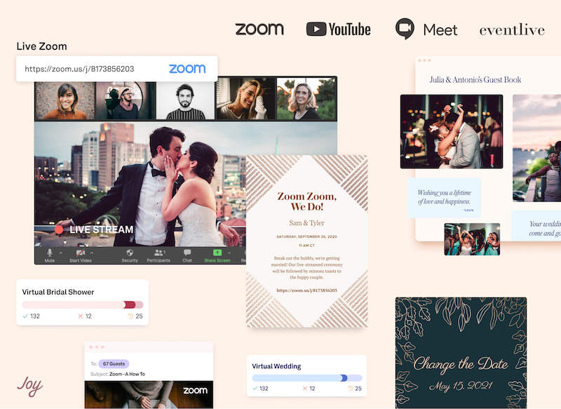 Planning a Virtual Wedding? You'll Need This